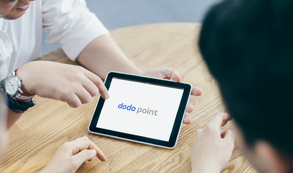 도도 포인트 태블릿 이미지