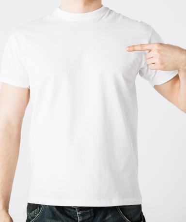 땀 많이 흘리는 여름철 면티셔츠 빨래 방법!