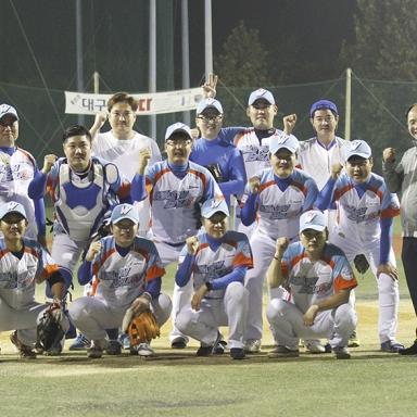 워시엔조이 사회인 야구팀