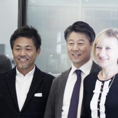 전세계 일렉트로룩스 세탁장비 총괄 매니저, 워시엔조이 방문 '교류·협력강화'