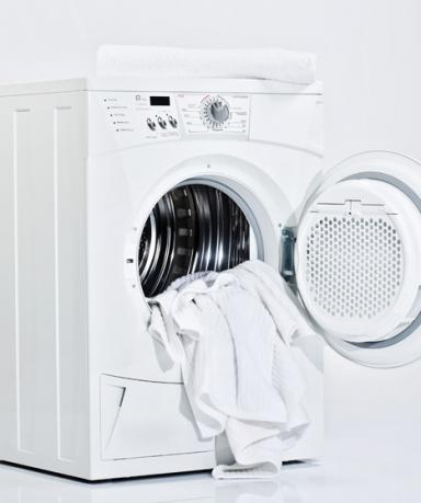 세탁기에 머리카락 자주 낄 때 해결 방법