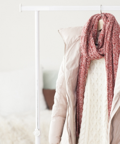 미리 준비하는 겨울옷 손질 방법