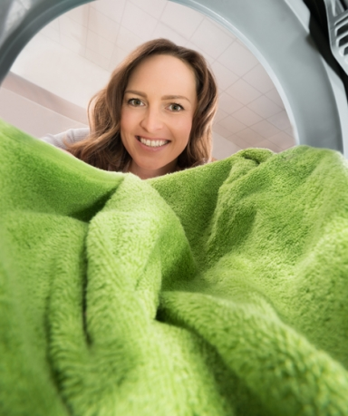 겨울이불 빨래방법, 극세사 이불 세탁 방법