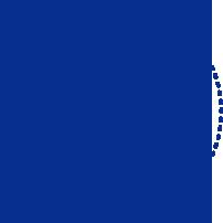 파랑 점 동그라미
