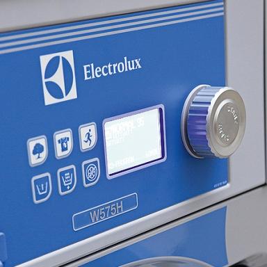 최고의 기술력이 집약된 일렉트로룩스, 전세계 No.1 상업용 세탁기