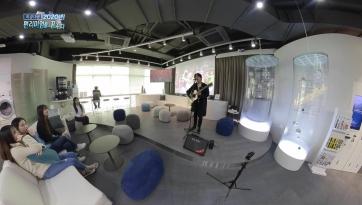 TV조선 특집다큐 '2020년 편리미엄을 꿈꾸다'에 소개된 셀프빨래방