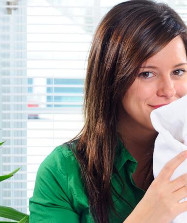 빨래 냄새 예방을 위한 세탁기 청소 방법, 주의할 점은?