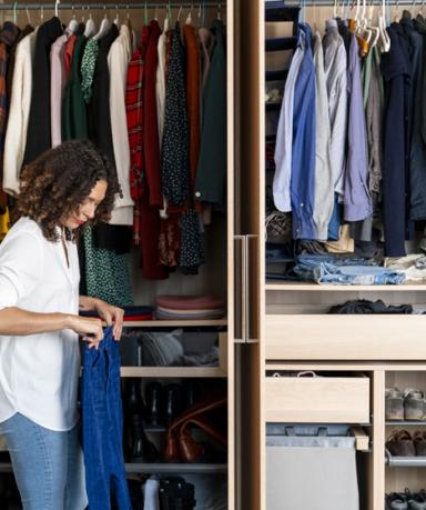 계절 바뀔 때 입지 않는 옷 보관법, 계절 별 옷 세탁 및 보관 방법