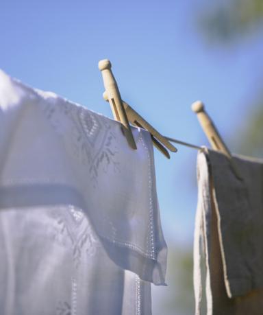 겨울철 빨래 때 더 잘 빼는 방법, 똑똑한 세탁법 알아 두세요