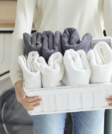 여름철 수건 삶지 않고도 위생 관리 잘 하려면? 수건 빨래 세탁 방법